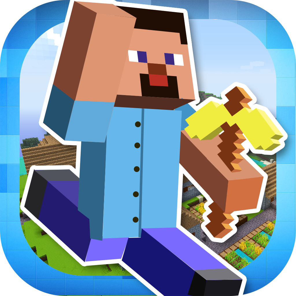 Minecraft PC Official Edition With Multiplayer For Minecraft PE - Mine Mini Game